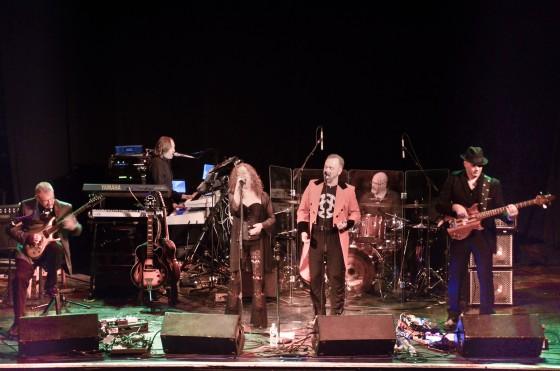 Circuline at the Bearsville Theater - Woodstock, New York