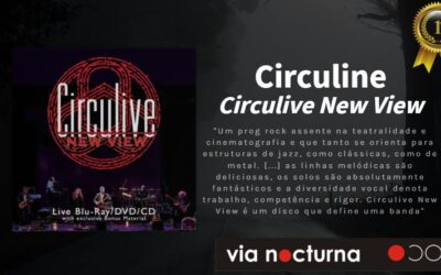 CircuLive::NewView Makes #1 of 2020 Year-End List in Portugal!